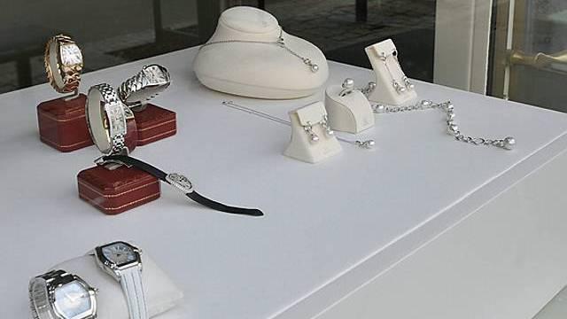 Überfall auf Bijouterie in Bern (Symbolbild)