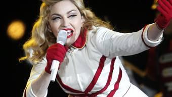 Prominenter Gast bei der nächsten Ausgabe des Eurovision Song Contest: US-Superstar Madonna tritt mit zwei Songs auf. (Archivbild)