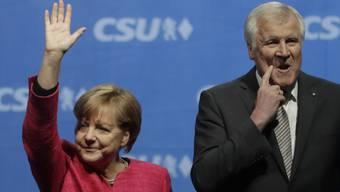 Die deutsche Kanzlerin Angela Merkel hat sich im Disput um die Asylpolitik Deutschlands mit Horst Seehofer durchgesetzt. (Archivbild)