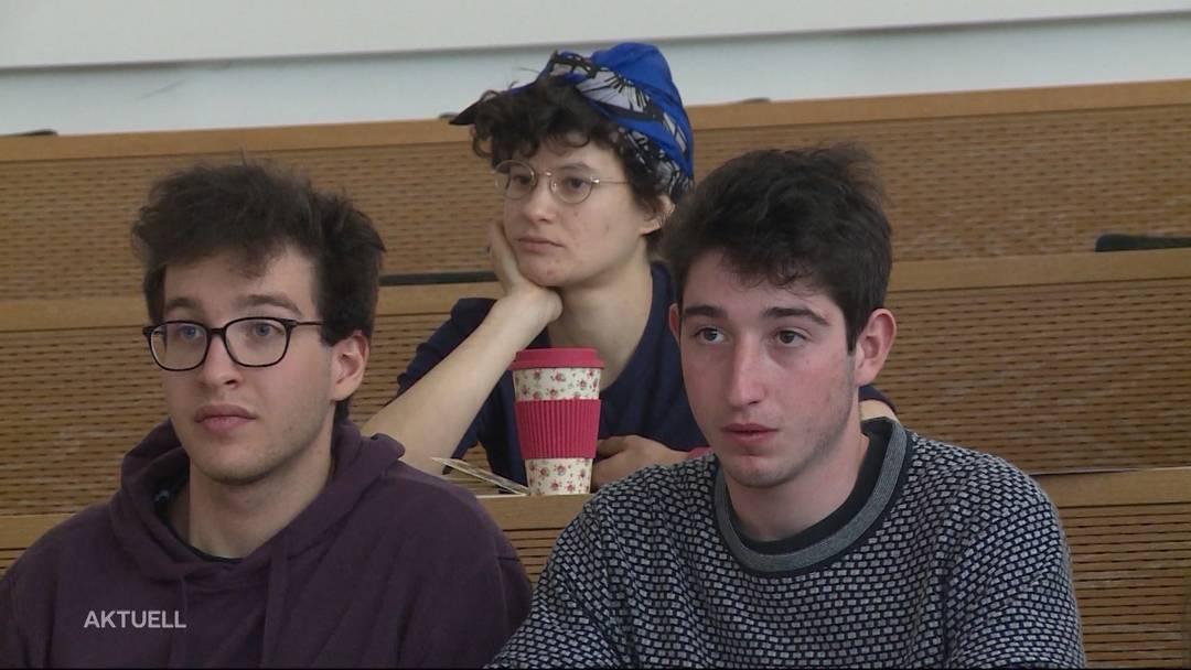 Jüdisches Jugendparlament Aarau