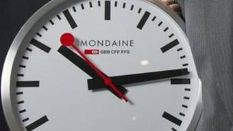 Der Uhrenhersteller Mondaine kann einen Erfolg verbuchen (Archiv)