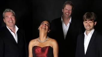 Nic Niedermann und die Band «forjoy» freuen sich auf viele gute Feierabend-Konzerte. ZVG