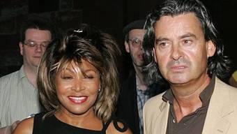 Tina Turner und Erwin Bach heiraten nach 27 Jahren wilder Ehe (Archiv)