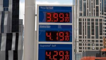 Steigende Ölpreise: Die Organisation Erdöl exportierender Länder (Opec) will die Produktion nun erhöhen. (Symbolbild)