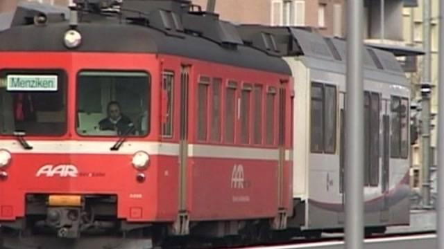 Zugausfälle: Bahnunternehmen in Kritik