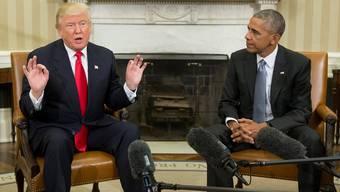 Der neue US-Präsident Donald Trump will Obamacare abschaffen.