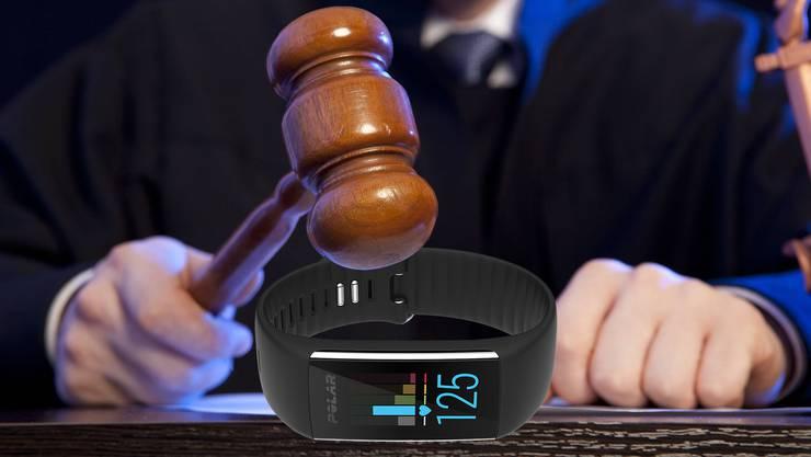 In den USA wurde ein Mörder aufgrund der Fitbit-Daten seiner Frau.