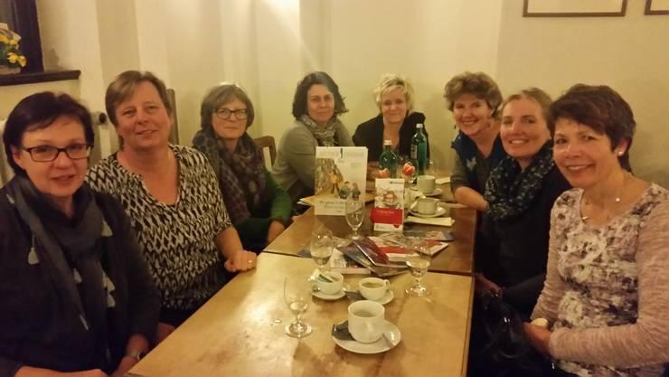 Fricktaler Bibliothekarinnen aus Möhlin, Wallbach, Zeiningen und Zeihen besuchten die Buchmesse Leipzig.jpg