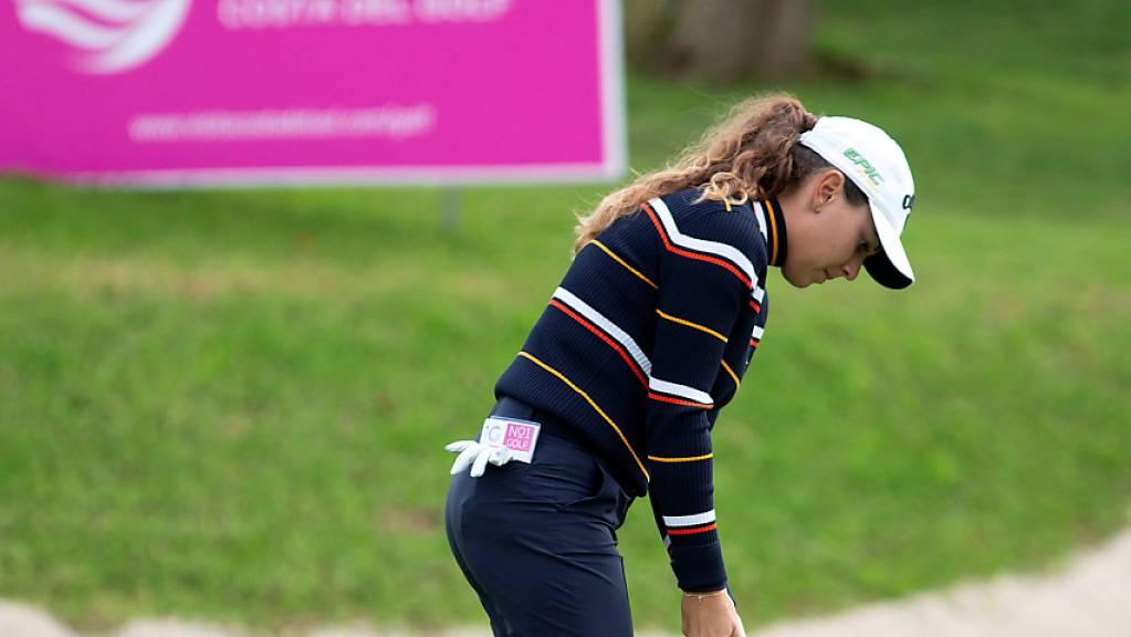 Die Teilnahme am US Open war für Kim Métraux ein Meilenstein.