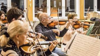 Frühjahrskonzert 2017 des Reinacher Orchesters