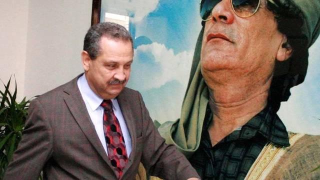 Schukri Ghaniam kündigt Muammar al-Gaddafi die Treue auf