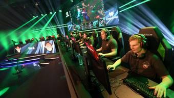 Das Computerspiel «League of Legends» ist ein Phänomen: Weltweit spielen es rund 100 Millionen Menschen.