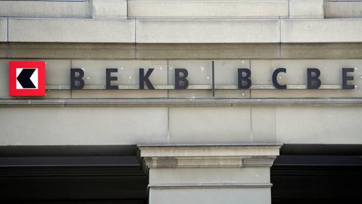 Die Aktionäre der Berner Kantonalbank – darunter der Hauptaktionär Kanton Bern – dürfen sich über eine Dividendenerhöhung freuen.