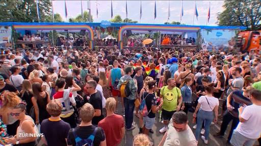 Street Parade erneut abgesagt: Grossevents lohnen sich noch nicht