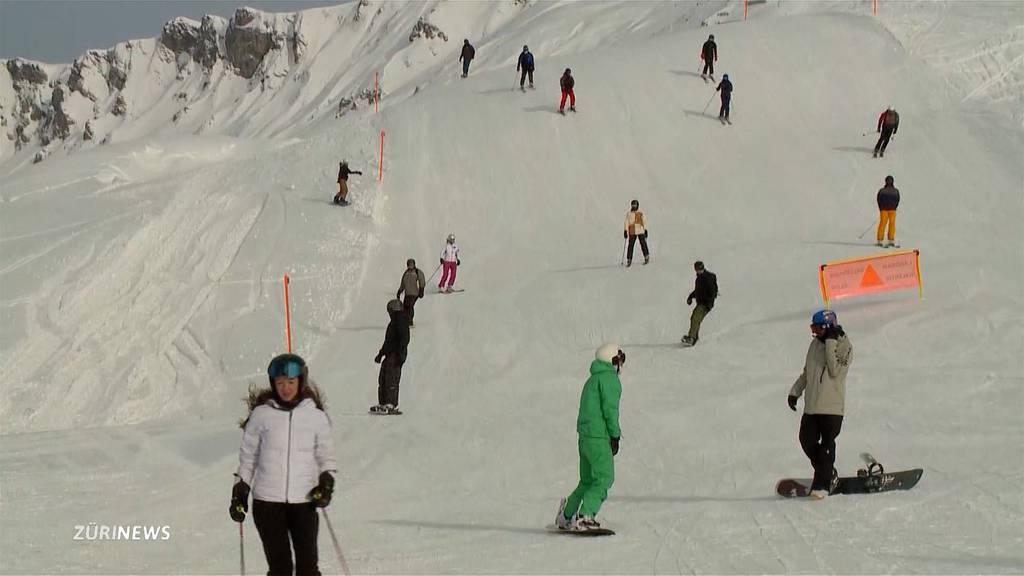 Skigebiete sind gegen Zertifikatspflicht