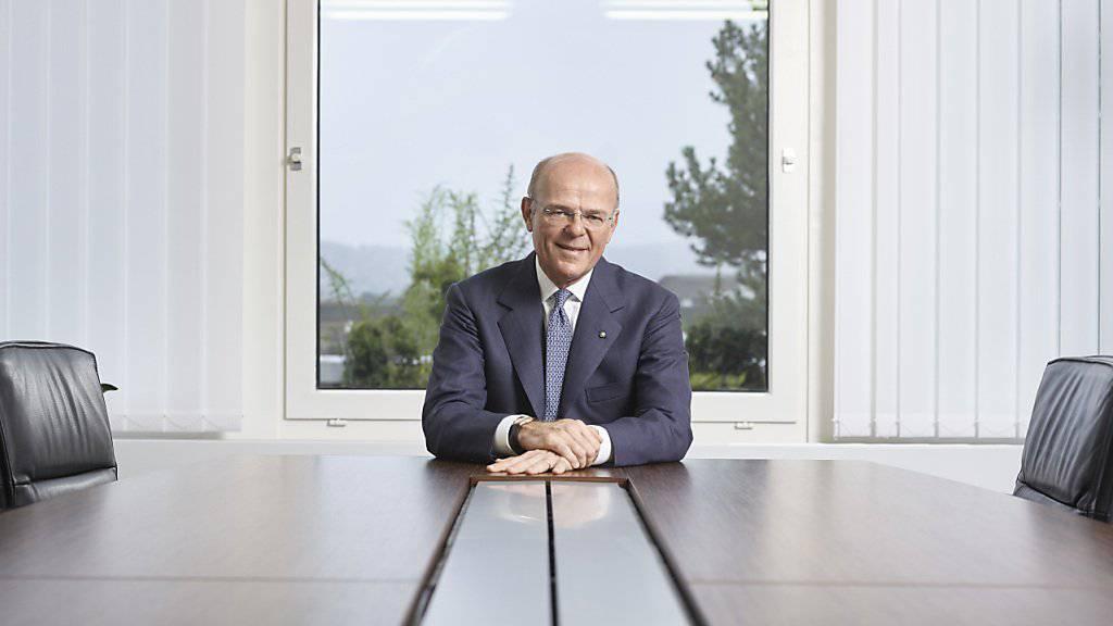 Steht am Donnerstag im Fokus der Anleger: Mario Greco, Chef der Zurich Insurance. (Archiv)