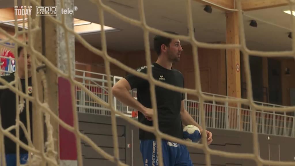 Titeljagd des HC Kriens-Luzern geht in entscheidende Phase