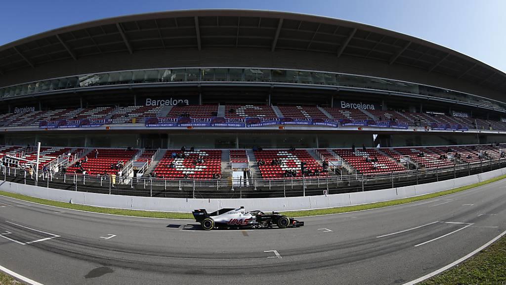 Louis Delétraz darf für das Team Haas in der Formel 1 bald wieder Testfahrten absolvieren