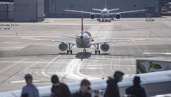 Der Flughafen Zürich hat letztes Jahr 309 Millionen Franken Gewinn gemacht.