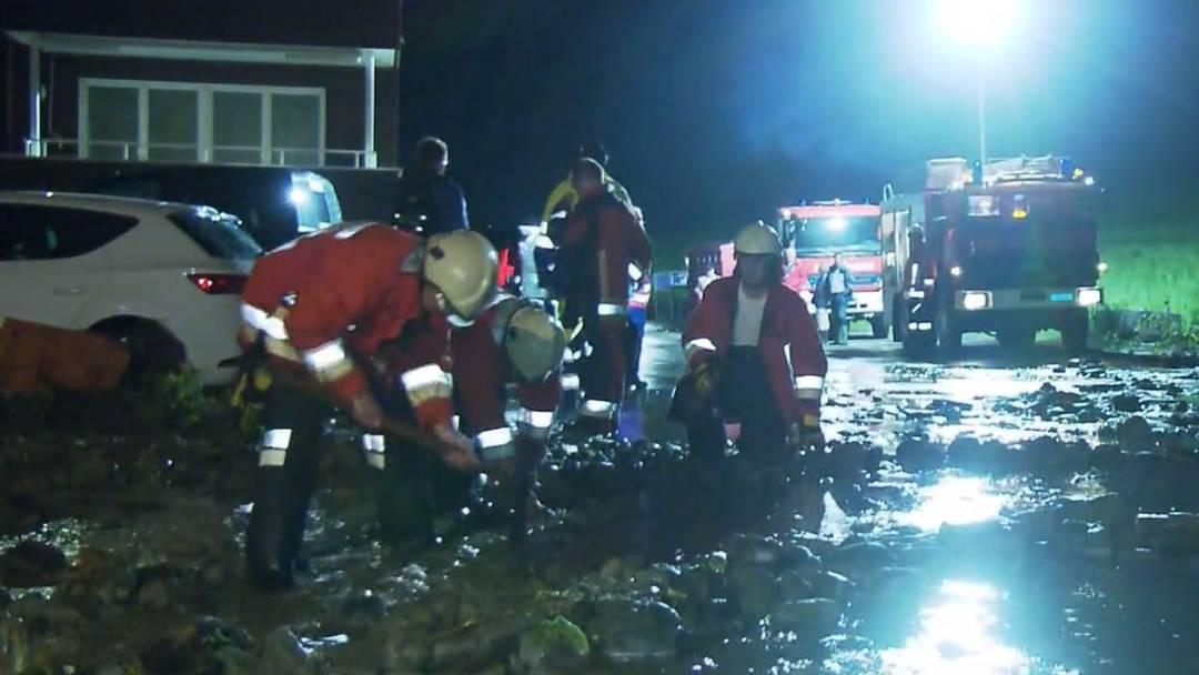 Unwetter-Drama: Schwere Vorwürfe gegen Feuerwehr