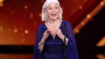 Die Schauspielerin Christiane Hörbiger feiert im Oktober 2018 den 80. Geburtstag. Anschliessend reduziert sie ihr Pensum stark. (Archiv)