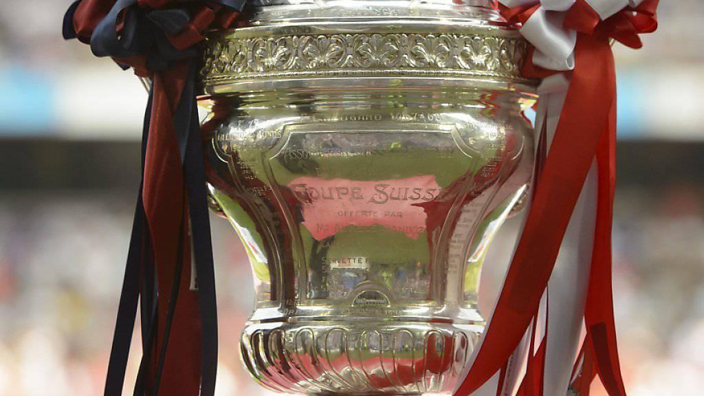 Dieses Mal treffen die letzten Finalisten Sion und Basel bereits im Viertelfinal aufeinander