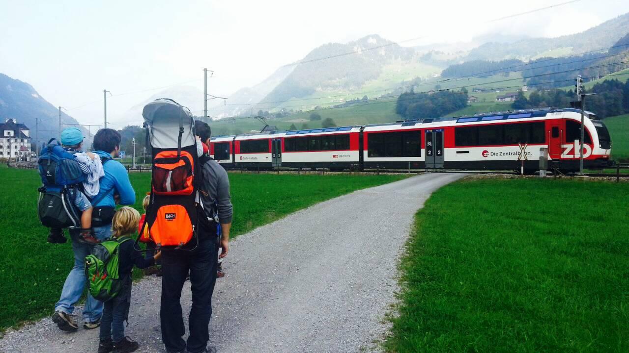 Bahnübergänge in Nidwalden Ende Jahr saniert