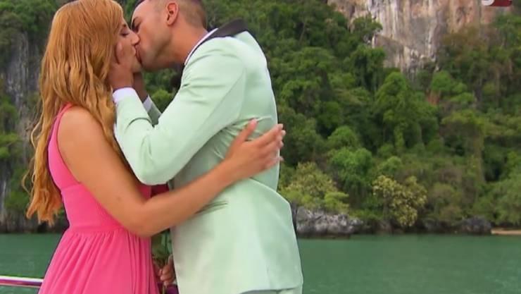 Anthonys sinnliche Lippen waren möglicherweise mit ein Grund, warum Eli ihm ihre letzte Rose schenkte - und damit ihr Herz. (Screenshot)