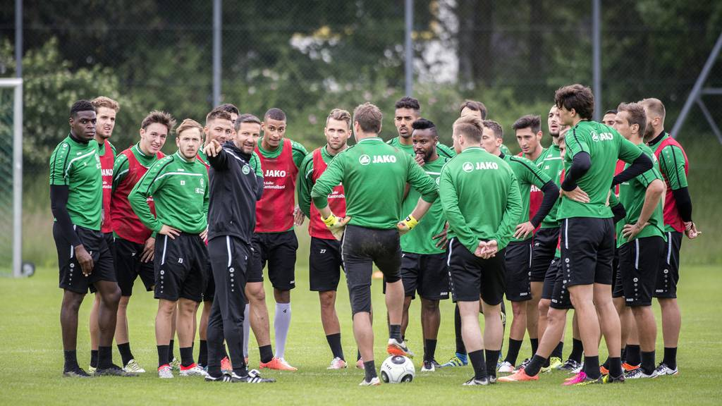 Ist der FC St.Gallen bereit für die neue Saison?