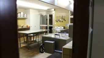 Die Boniswiler sind sich nicht einig, was mit der 40 Jahre alten Militärküche im Untergeschoss geschehen soll.