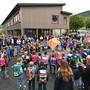 Das Schulhaus Alp 2 in Wangen wurde im Sommer 2019 eröffnet. (Archiv)