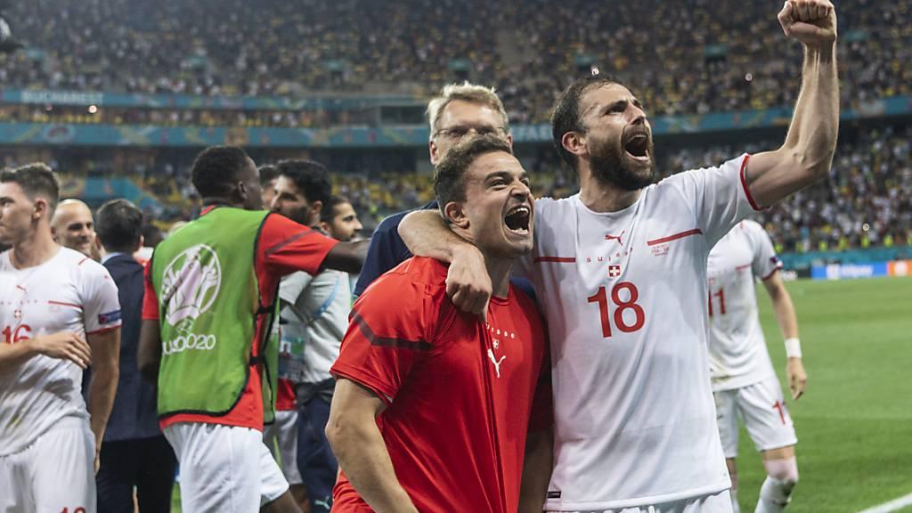 Die Schweiz will gegen Spanien zum ersten Mal in einen Halbfinal