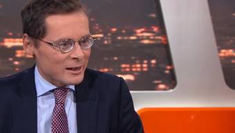 Roger Köppel fühlt sich und seine Partei in der Debatte über die Selbstbestimmungsinitiative «auf den Absender reduziert».
