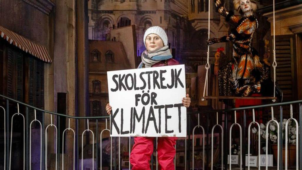 Greta Thunberg ab sofort in Hamburger Panoptikum zu sehen