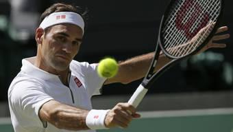 Jay Clarke - Roger Federer (4.7.19)