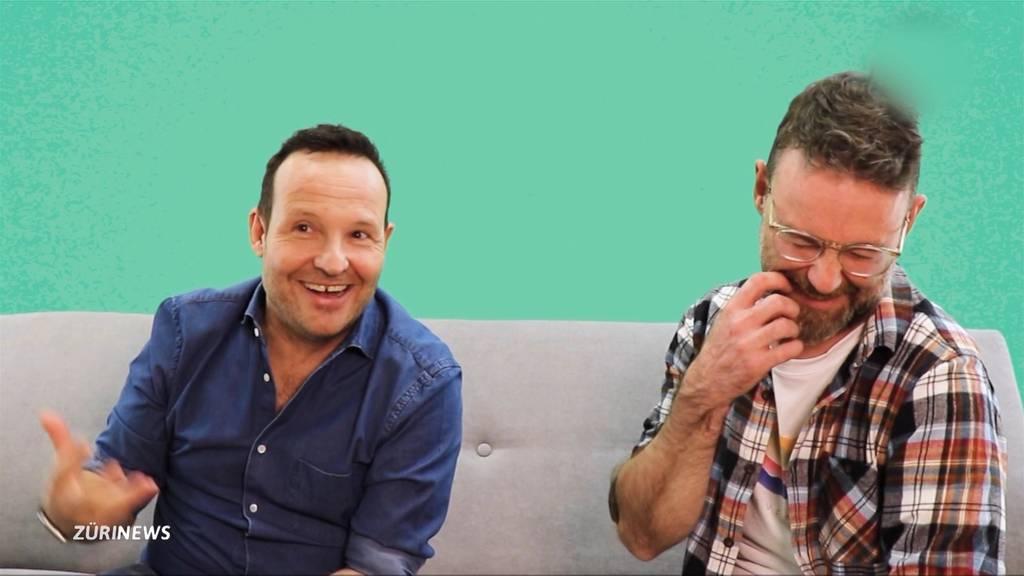 «Abenteuerlustig»: Neue Sendung mit Nik Hartmann und Claudio Zuccolini