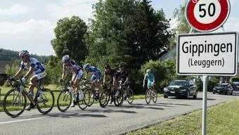 Die Radsporttage Gippingen gehören zu den acht Sportevents, die den Status «Aargau Top Sport» erlangt haben.