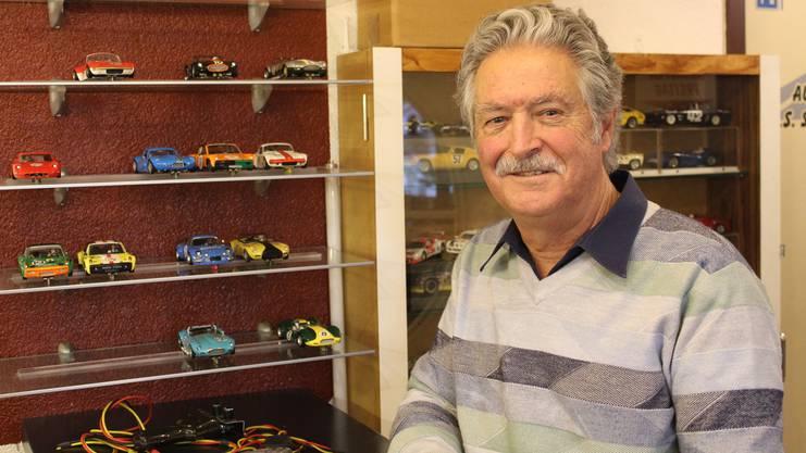«Viele bauen ihre Autos selber» – Kurt Rölli, Präsident des SBS Dottikon.