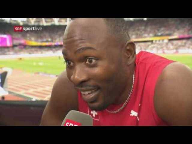 Alex Wilson: «Fast in die Hosen gemacht!»