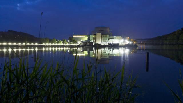 Gehört dem Energiekonzern Axpo: Das Kernkraftwerk Beznau (Archiv)