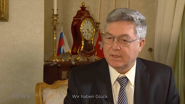 Interview mit Sergei Garmonin
