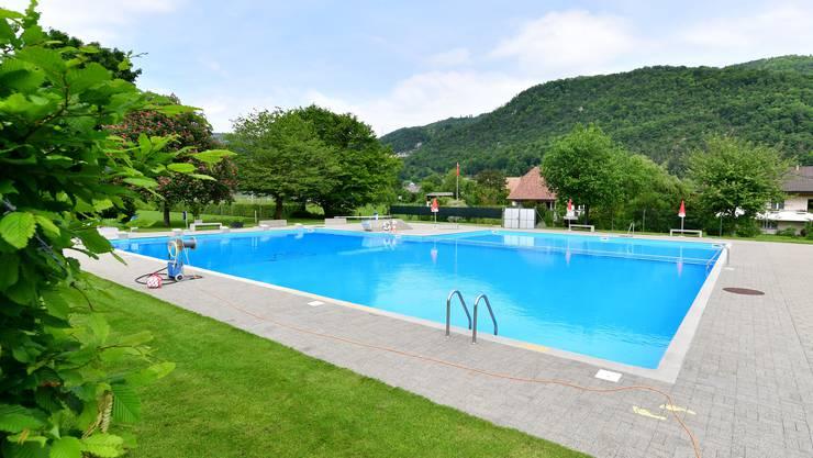Die Badi in Egerkingen hat eine Sanierung dringend nötig.