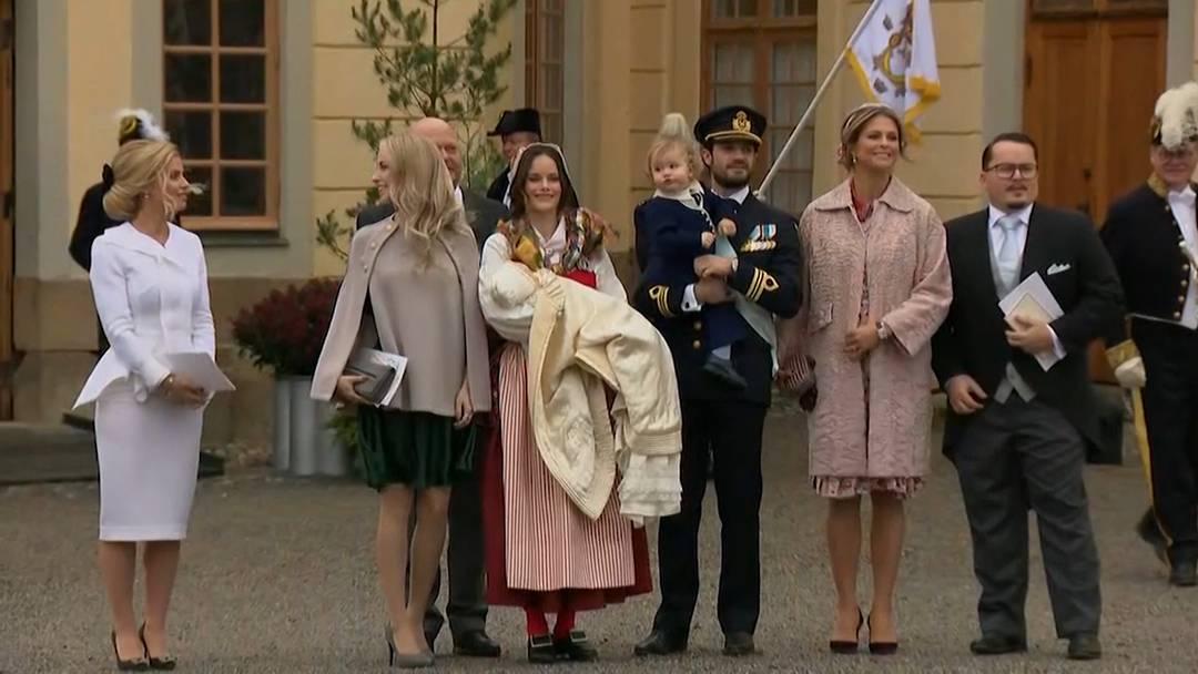Königliche Enkel sind nicht mehr Teil des Königshauses