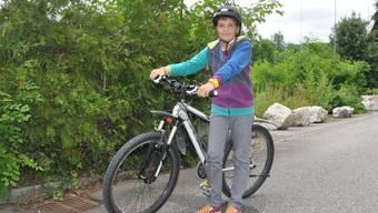 Fabio Lanz: Der 11-jährige Held von Aarburg