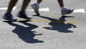 Jogger Beine