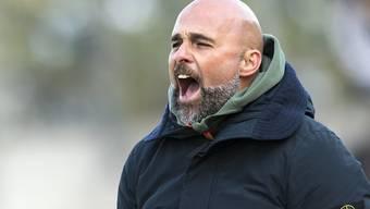Für Lausannes Trainer Giorgio Contini zahlt sich das volle Engagement an der Seitenlinie aus