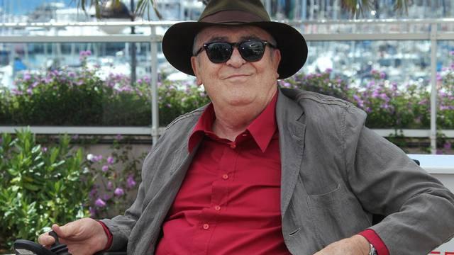 Regisseur Bernardo Bertolucci im vergangenen Mai am Filmfestival in Cannes