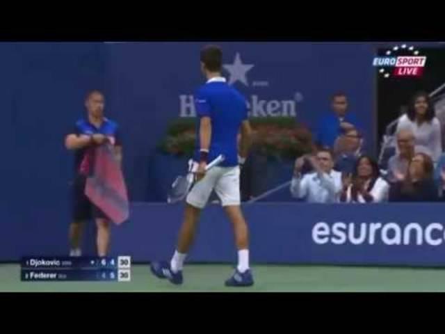 Roger Federer verliert US-Open-Final gegen Novak Djokovic