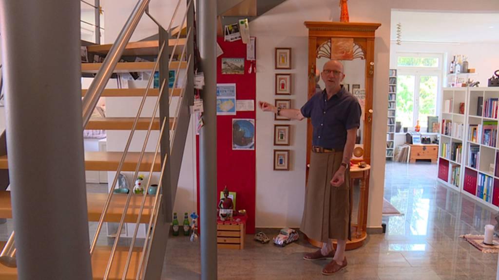 Willi (66) zeigt «sis Dihei»