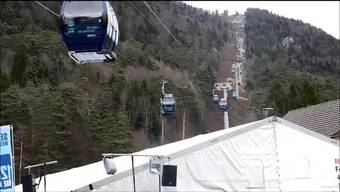 Der Verwaltungsrat der Seilbahn Weissenstein AG fährt auf den Berg